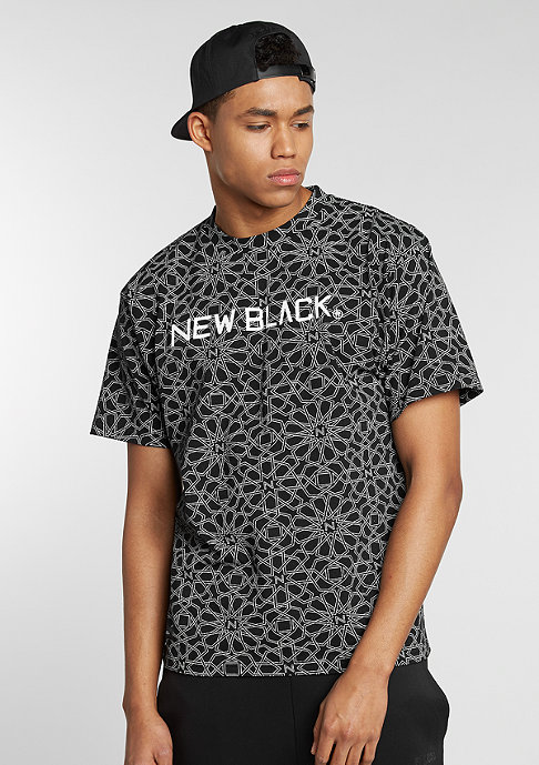 New Black T-Shirt Konya black