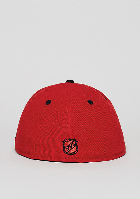 New Era Fitted-Cap Team Classic NHL Chicago Blackhawks official