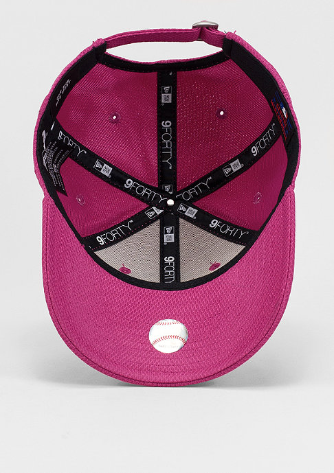 New Era Strapback-Cap Diamond Era Fashion Essential MLB New York Yankees purple