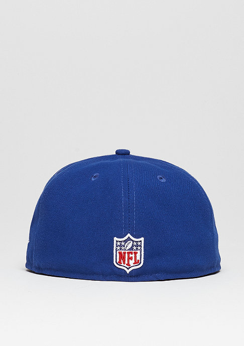 New Era Fitted-Cap 59Fifty Sideline NFL New York Giants official