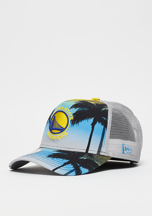 9Forty NBA Golden State Warriors Coastal Heat y...