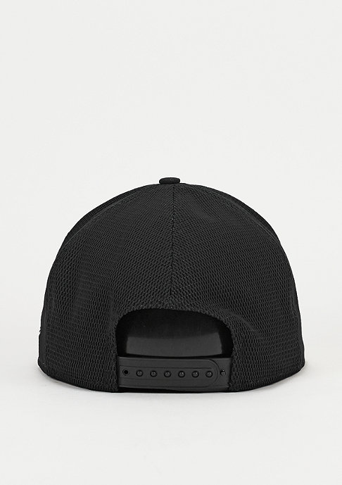 New Era Snapback-Cap Mesh Overlay NHL Los Angeles Kings black