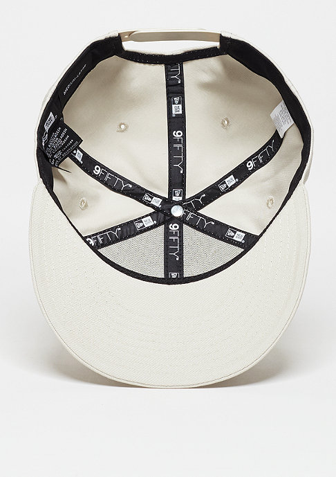 New Era Snapback-Cap Patched Tone stone