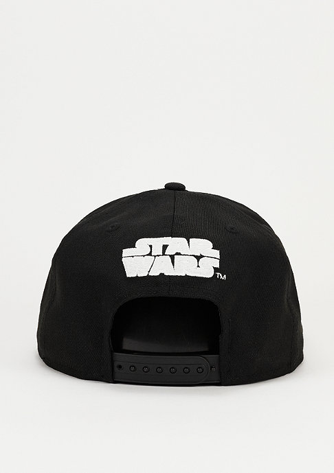 New Era Snapback-Cap Star Wars 9Fifty black/glow in the dark