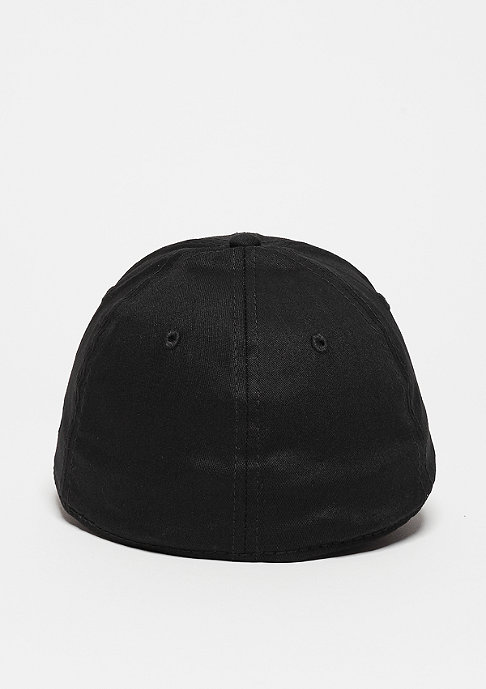 New Era Baseball-Cap 39Thirty Patched Tone black