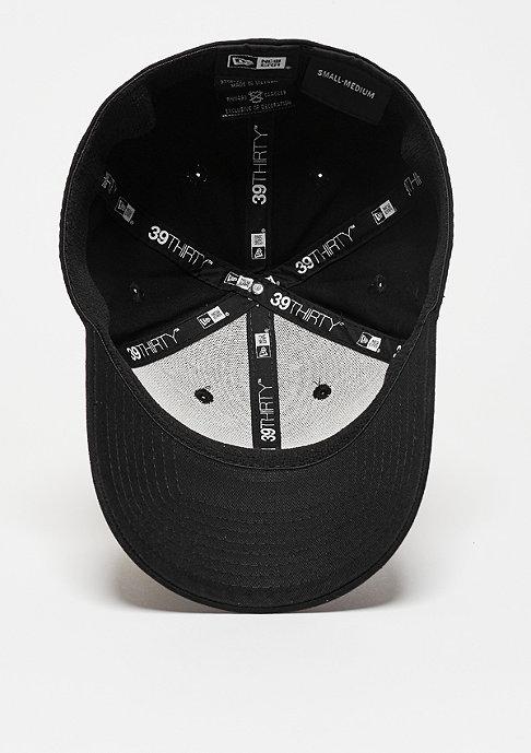 New Era Baseball-Cap 39Thirty Patched Tone black