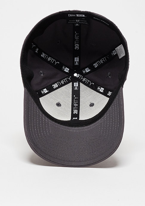 New Era Baseball-Cap 39Thirty Patched Tone graphite
