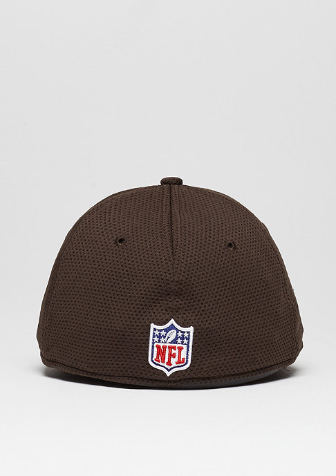 New Era Baseball-Cap 39Thirty Sideline Tech NFL Cleveland Browns official