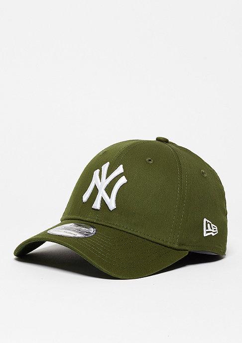 New Era Baseball-Cap 39Thirty League Essential MLB New York Yankees rifle green