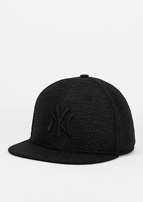 New Era Snapback-Cap Waves Snap MLB New York Yankees black/black