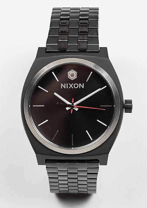 Nixon Uhr Time Teller Star Wars Kylo black