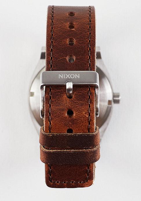 Nixon Uhr Time Teller surplus/brown