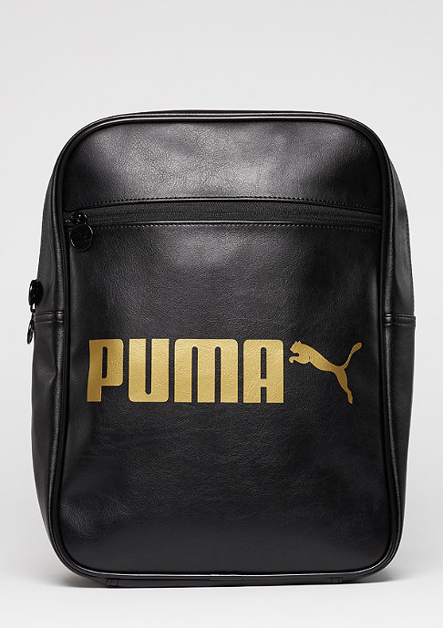 Puma Rucksack Campus puma black/gold
