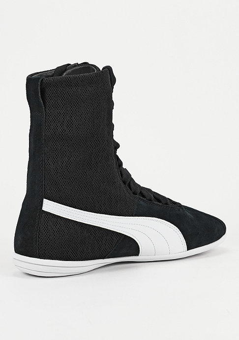 Puma Schuh Eskiva Hi Textured black