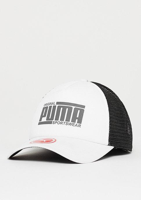 Style Trucker puma white