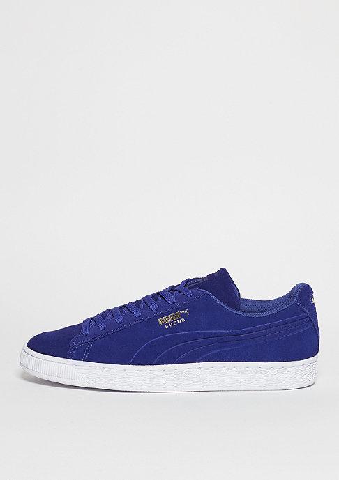 Puma Schuh Suede Classic Debossed mazarine blue