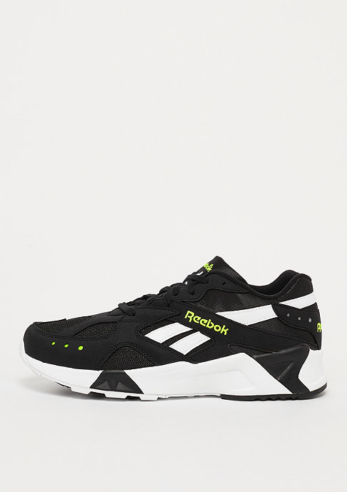 Aztrek black/white/solar yellow