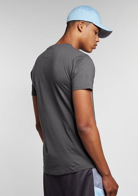 SNIPES T-Shirt Basic Logo forged iron
