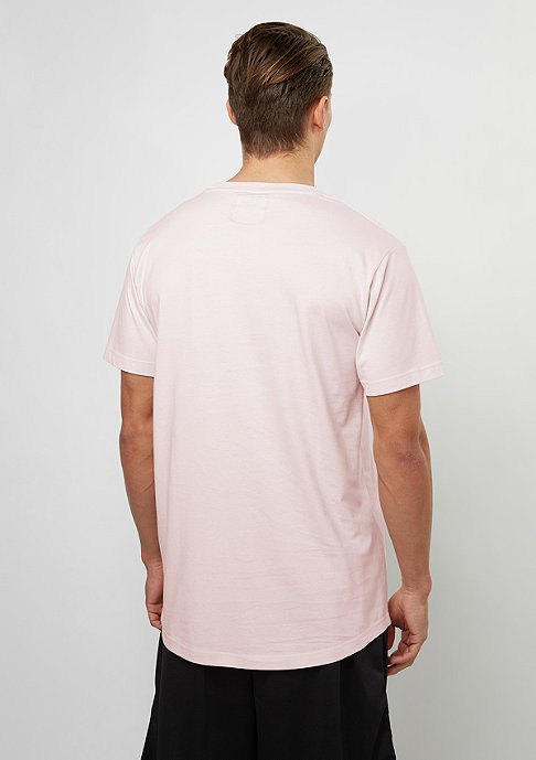 SNIPES T-Shirt Basic Logo crystal pink