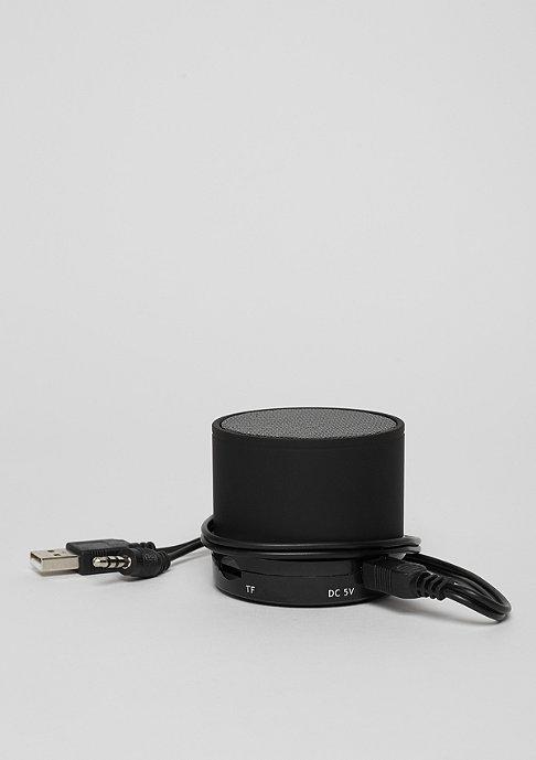 SNIPES Bluetooth Speaker black