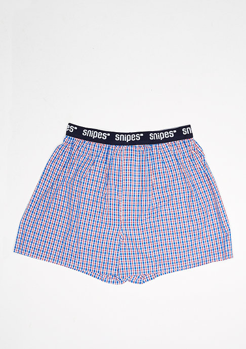 SNIPES Boxershort 3er blue