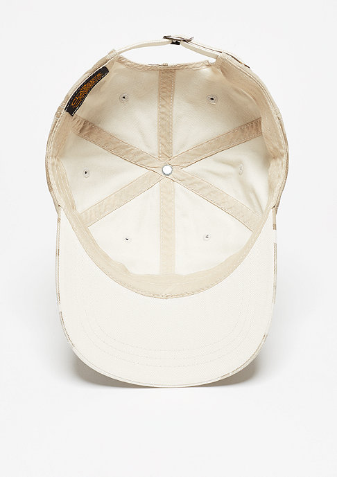 SNIPES Baseball-Cap Camo beige/brown/grey