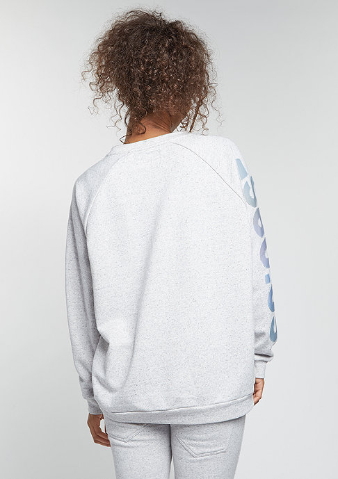 SNIPES Sweatshirt Crew melange