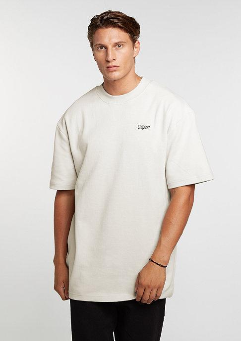 SNIPES T-Shirt Dryfit sand