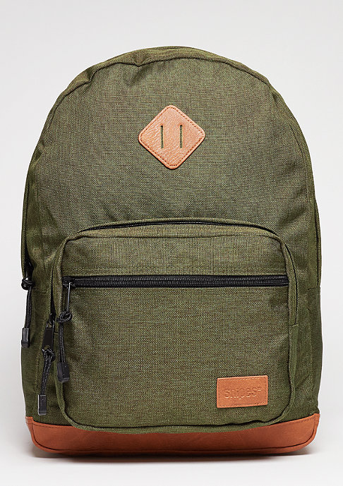 SNIPES Rucksack Legend 2.0 khaki/brown