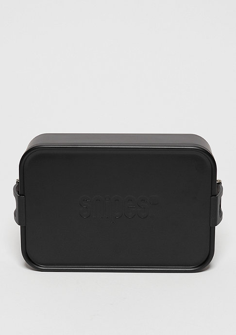 SNIPES Lunchbox black