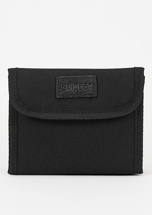 SNIPES Geldbeutel Neck Wallet black