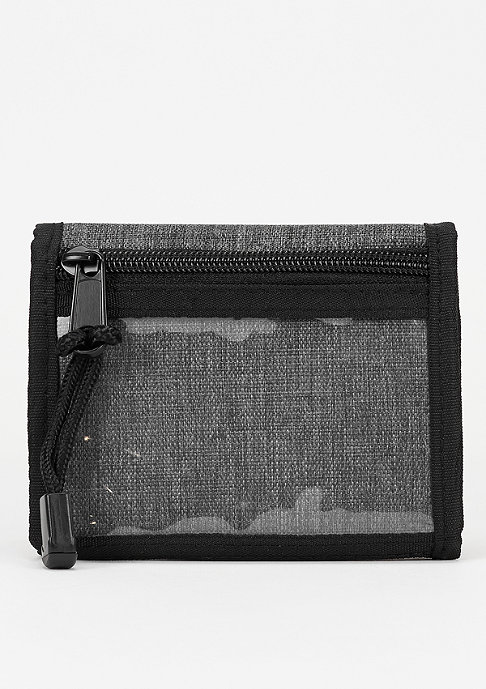 SNIPES Geldbeutel Neck Wallet black/melange