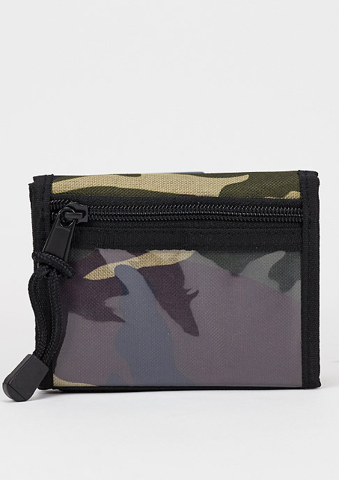 SNIPES Geldbeutel Neck Wallet camo