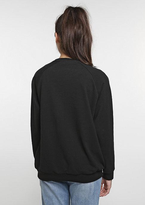 SNIPES Sweatshirt Oversized Crew 2.0 black