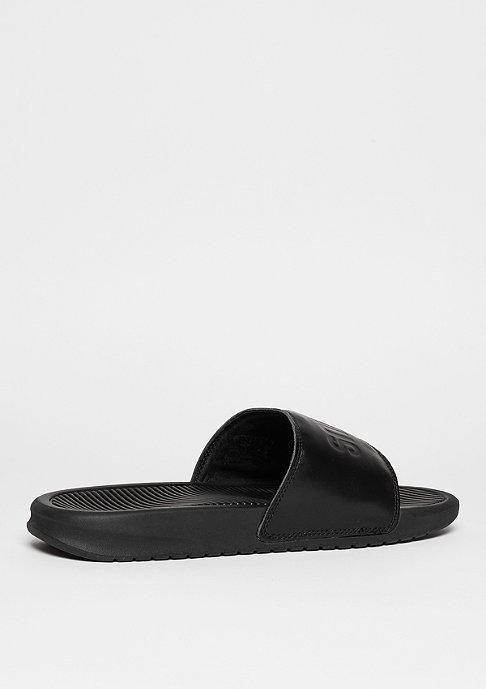 SNIPES Badeschlappe Slide black