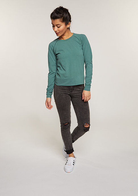 SNIPES Longsleeve Sports green