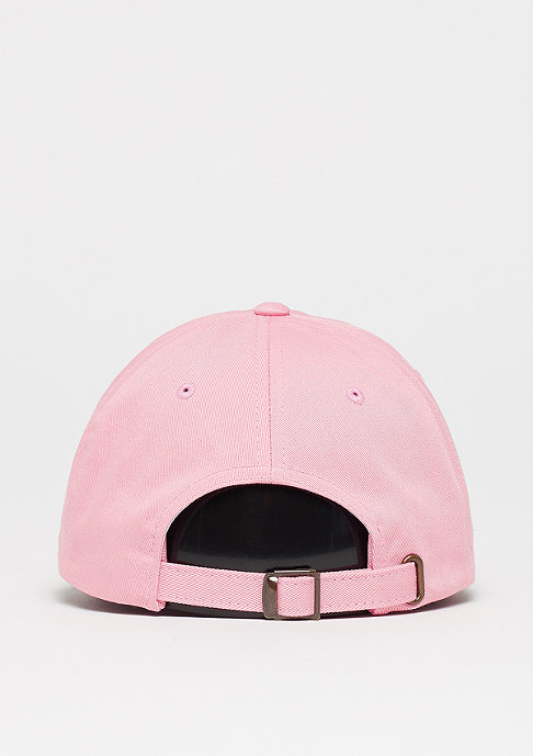SNIPES Baseball-Cap Unstructured pink/black