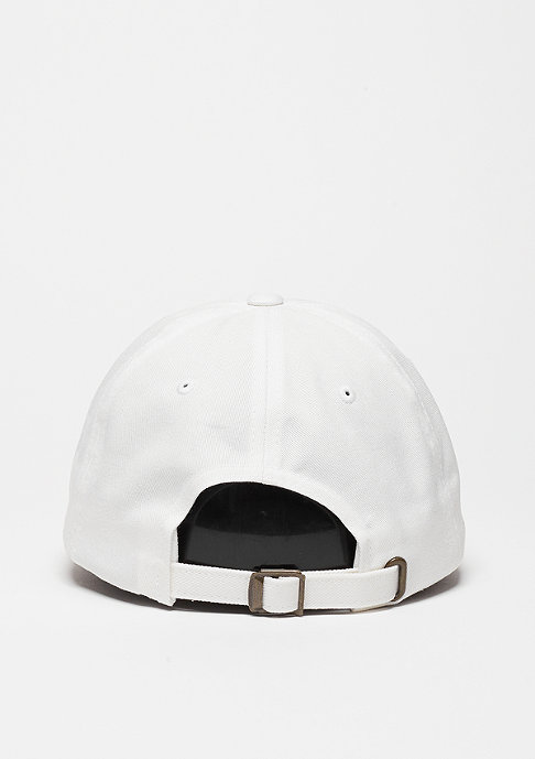 SNIPES Baseball-Cap Unstructured white/black