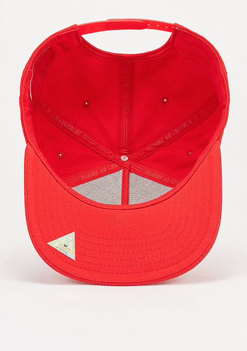 Cayler & Sons Snapback-Cap 3D Logo Reptile red