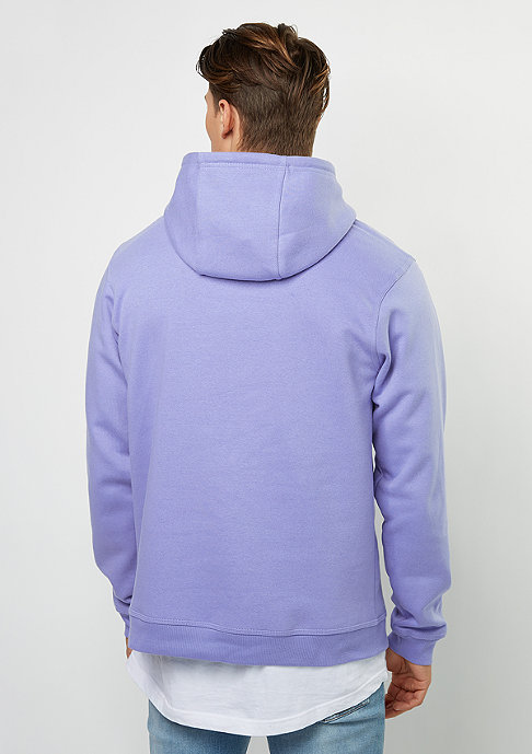 SNIPES Hooded-Sweatshirt Chest Logo deep perrywinkle