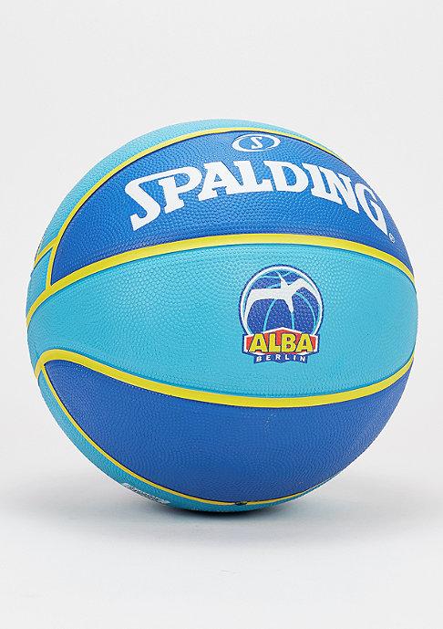 Spalding Basketball EL Team Alba Berlin skyblue/royal