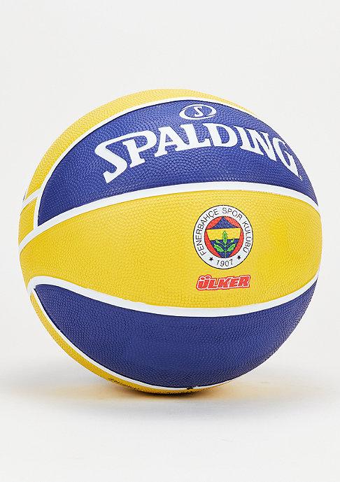 Spalding Basketball EL Team Fenerbahce Istanbul yellow/blue