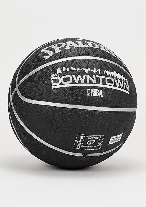 Spalding Basketball NBA Downtown Outdoor black