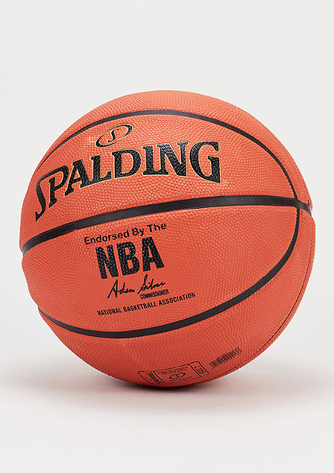 Spalding Basketball NBA Logoman Sponge orange