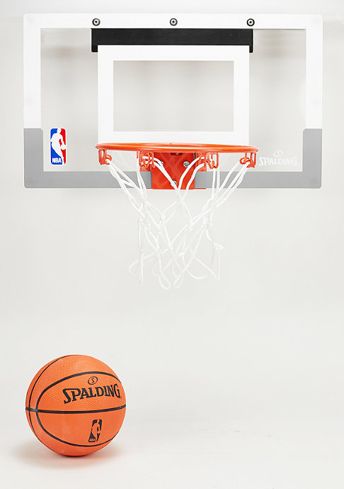 Spalding NBA Slam Jam Board transparent