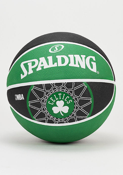 Spalding Basketball NBA Team Boston Celtics green/black