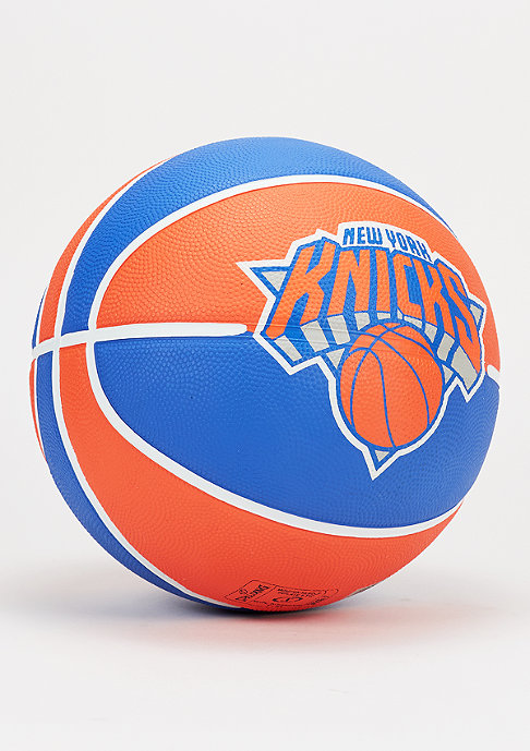Spalding Basketball NBA Team New York Knicks blue/orange