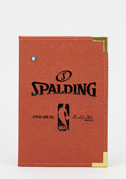 Spalding NBA Writing Case A5 orange