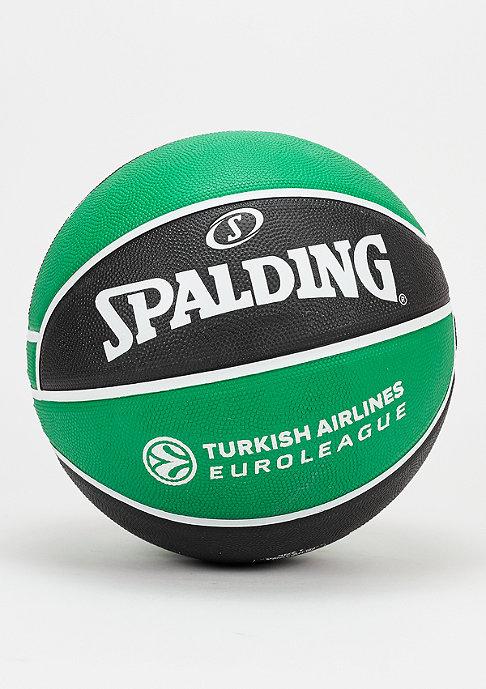 Spalding Basketball EL Team Panathinaikos Athen black/green