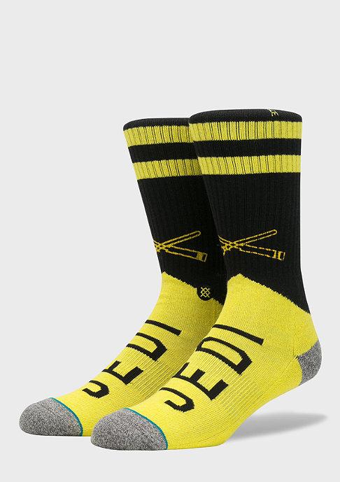 Stance Fashionsocke Star Wars Varsity Jedi yellow